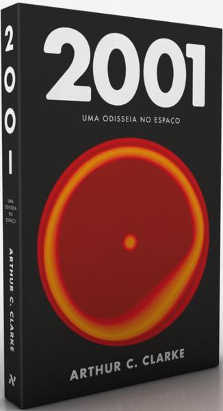 2001: Uma odisséia no espaço, livro de Arthur C. Clarke