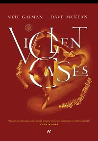 Violent Cases, livro de Neil Gaiman