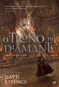 O trono de diamante, livro de David Eddings