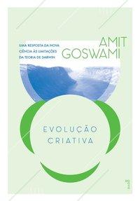 Evolução criativa, livro de Amit Goswami