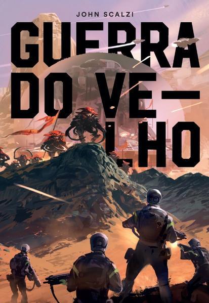 Guerra do Velho, livro de John Scalzi