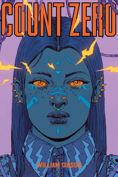 Count Zero - 2ª Edição, livro de Gibson, William