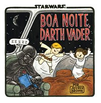 Star Wars: Boa Noite, Darth Vader, livro de Jeffrey Brown