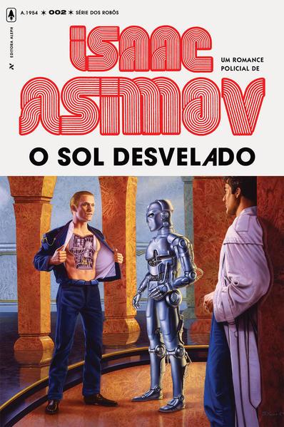 O Sol Desvelado, livro de Isaac Asimov