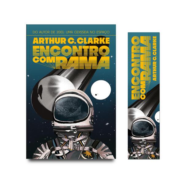 Encontro com Rama, livro de Arthur C. Clarke