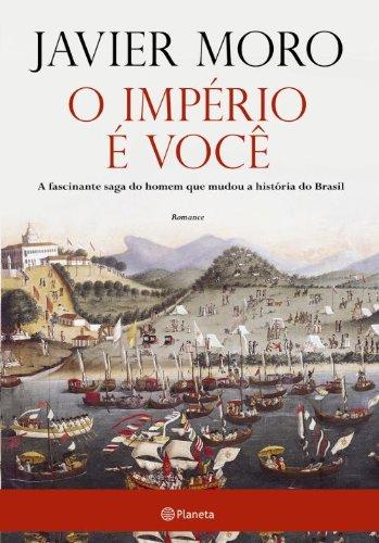 O império é você, livro de Javier Moro