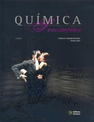 Química das Sensações, livro de Carolina Godinho Retondo e Pedro Faria