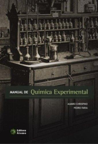 Manual de química experimental, livro de Alcaro Chrispino e Pedro Fatia