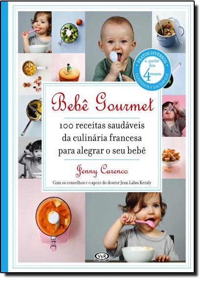 Bebê Goumert, livro de Jenny Carenco