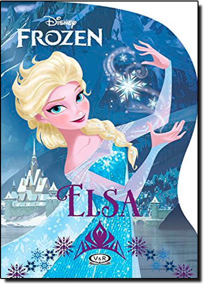 Elsa - Coleção Disney Frozen, livro de Disney