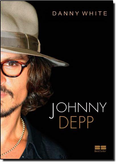 Johnny Depp, livro de Danny White