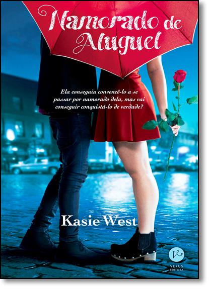 Namorado de Aluguel, livro de Kasie West