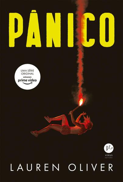 Pânico, livro de Lauren Oliver
