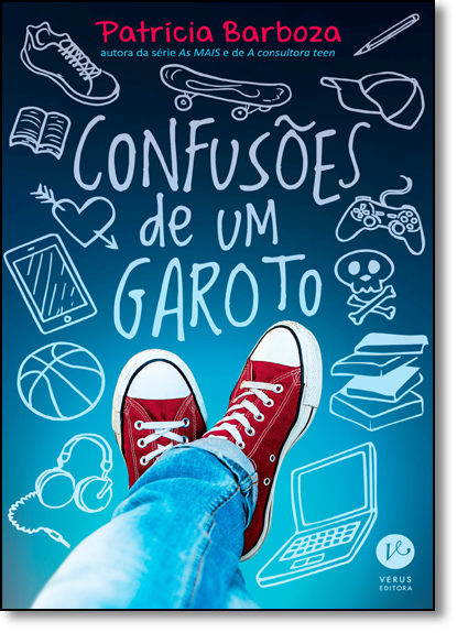 Confusões de um Garoto, livro de Patrícia Barboza