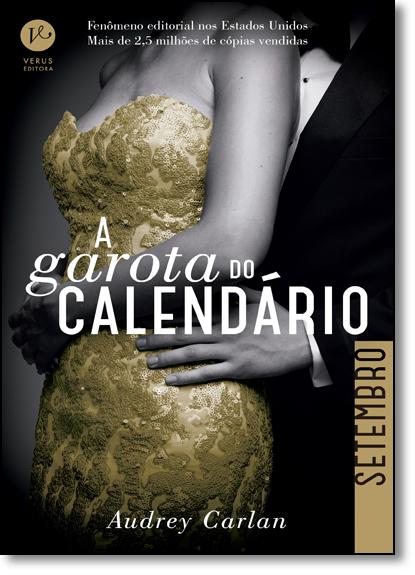 Setembro - Vol.9 - Série A Garota do Calendário, livro de Audrey Carlan