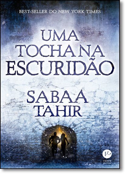 Tocha na Escuridão, Uma: Uma Chama Entre as Cinzas Vol.2, livro de Sabaa Tahir