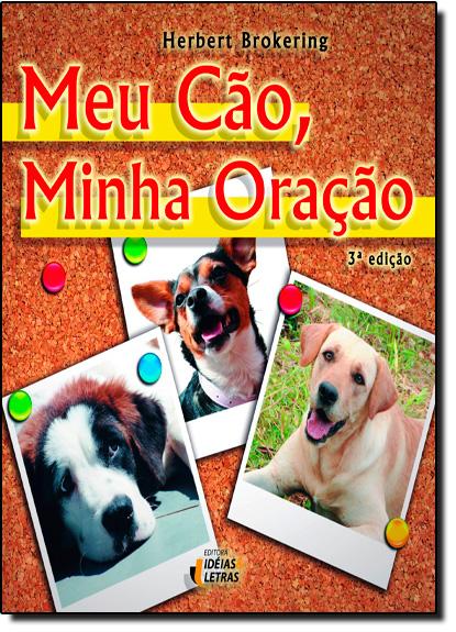 Meu Cão, Minha Oração, livro de Herbert Brokering