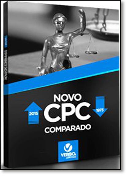 Novo Cpc Comparado 2015-1973, livro de Nylsom Paim de Abreu Filho