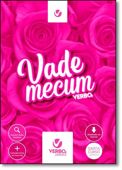 Vade Mecum 2016 - Capa Rosa, livro de Nylson Paim de Abreu Filho