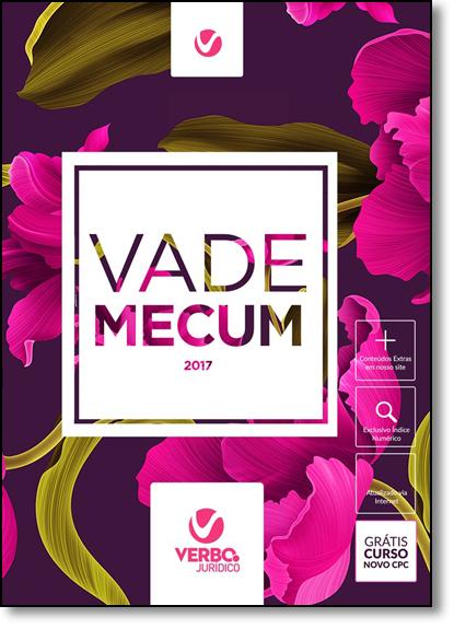 Vade Mecum Floral Lilás, livro de Nylson Paim de Abreu Filho