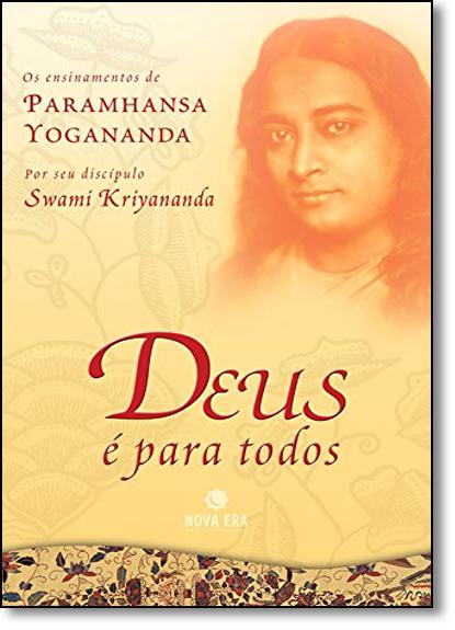DEUS E PARA TODOS, livro de WALTER