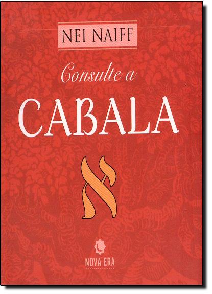 Consulte a Cabala, livro de Nei Naiff
