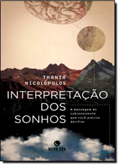 Interpretação dos Sonhos, livro de Thania Nicolópulos