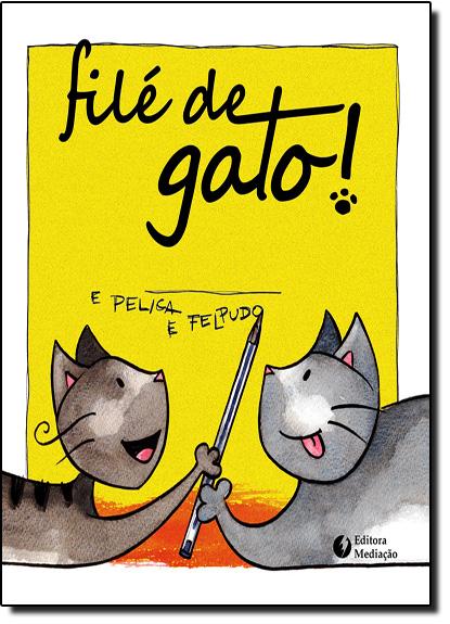 Filé de Gato, livro de Carla Pilla