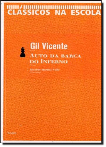 Auto da barca do Inferno, livro de Gil Vicente