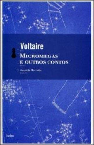Micromegas e Outros Contos, livro de Voltaire