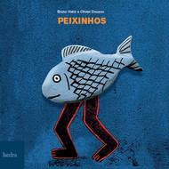 Peixinhos, livro de Bruno Heitz