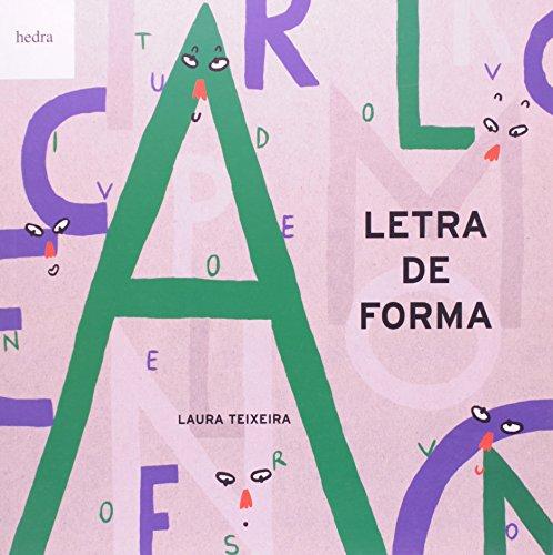 Letra de Forma, livro de Laura Estelita Teixeira