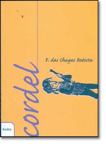 F. das Chagas Batista (Cordel), livro de F. das Chagas Batista