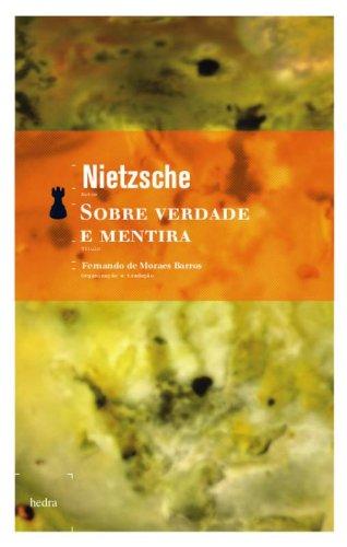 Sobre Verdade e Mentira, livro de Friedrich Nietzsche
