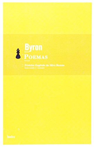Poemas - Byron, livro de Byron