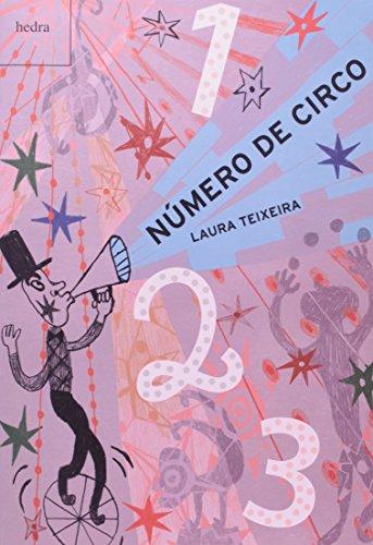 Número de Circo, livro de Laura Estelita