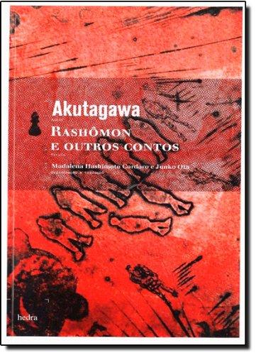 Rashômon e Outros Contos, livro de Ryûnosuke Akutagawa