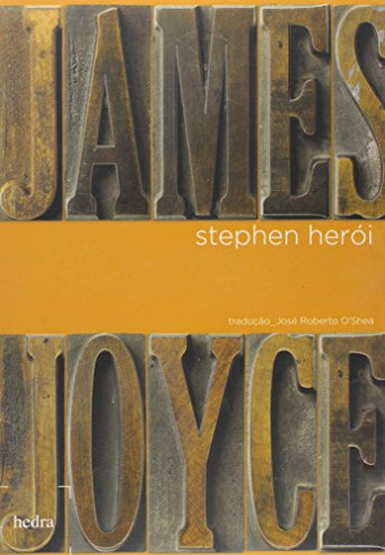 Stephen Herói, livro de James Joyce