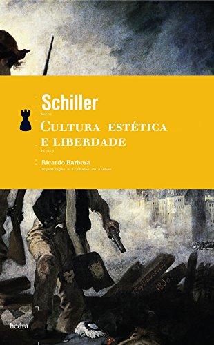 Cultura Estética e Liberdade, livro de Schiller