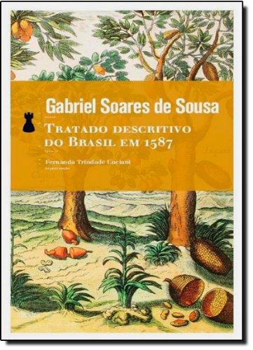 Tratado descritivo do Brasil em 1587, livro de Gabriel Soares de Sousa