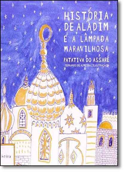 História de Aladim e a Lâmpada Maravilhosa, livro de Patativa do Assaré