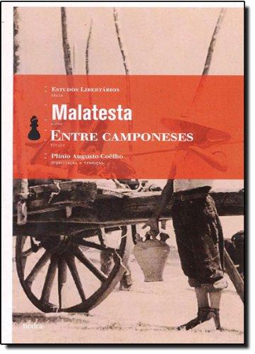 Entre Camponeses, livro de Errico Malatesta
