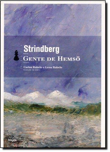 Gente de Hemsö, livro de August Strindberg