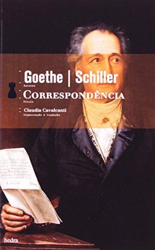 Correspondência, livro de Goethe, Schiller