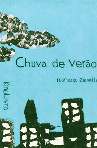 Chuva de Verão (Kinolivro), livro de Mariana Zanetti