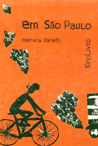 Em São Paulo (Kinolivro), livro de Mariana Zanetti