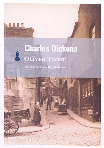 Oliver Twist, livro de Charles Dickens