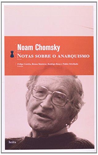 Notas Sobre o Anarquismo, livro de Noam Chomsky