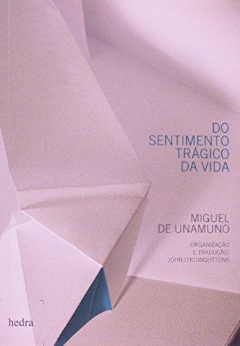 Do sentimento trágico da vida, livro de Miguel de Unamuno
