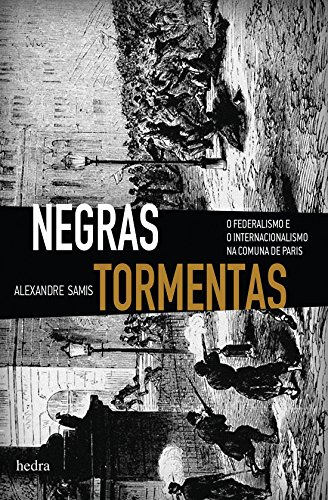 Negras Tormentas, livro de Alexandre Samis